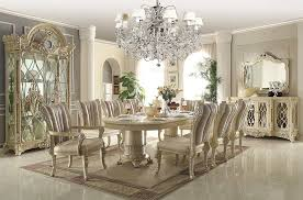 Traditional Dining Room Furniture Sets Traditional Luxury Dining Table In Beige Hd085 Classic Dining