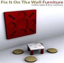 fix it on the wall furniture amazing furniture designs