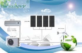 <b>Solar Air Heat Pump</b>