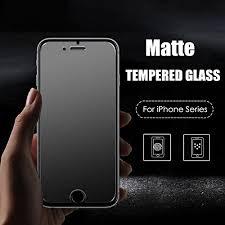 BRAND AFFAIRS <b>Full Matte Tempered Glass</b> Screen: Amazon.in ...