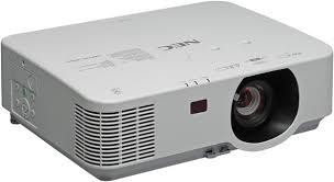 <b>NEC P554W</b> Professional Projector LCD beamer (1280 x 800 WXGA)