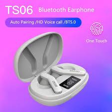 <b>Wireless</b> Earbuds TWS Bluetooth Earbuds Stereo Bluetooth 5.0 ...