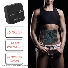 <b>Vibration Abdominal Muscle Trainer</b> Muscle Stimulator Body ...