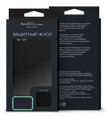 <b>Чехол Borasco</b> Mate для <b>Huawei</b> P20 Lite black <b>чехол</b>-накладка ...