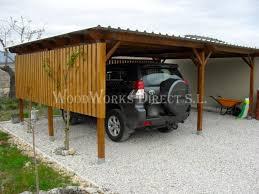 <b>Car</b> Ports | Woodworks Direct