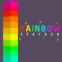<b>Rainbow</b> Stacker • ABCya!