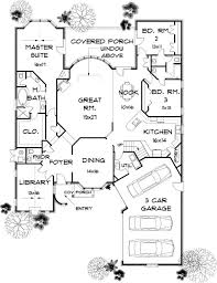 English Country House PlansFloor Plans for House Plan  ALP  RY
