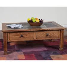designs sedona table top base: sunny designs ro sedona coffee table with slate top