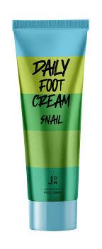 <b>Крем для Ног</b> с Муцином улитки, <b>J:ON</b>, Snail Daily Foot Cream ...