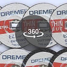 Dremel EZ Lock 11-Piece <b>Set 1</b>-<b>1/2</b>-in Multipurpose Accessory Kit at ...