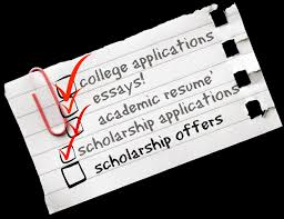 importance of college application checklist caropinto your high school should send your transcript along a school profile directly to the colleges to which you are applying ask your school counselor or