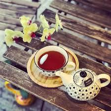<b>Organic Tea</b> ️ Ginger <b>Pu</b>-<b>Erh</b> - Picture of Cafe Relay, Hong Kong ...