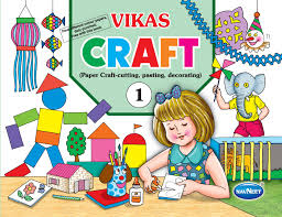 vikas craft a series of books kids creative toys k0283 cover page 001