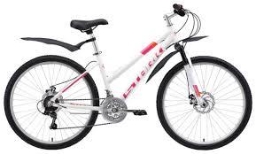 Горный (MTB) <b>велосипед STARK Luna 26.1</b> D (2019) — купить по ...