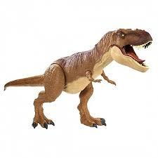 <b>JURASSIC WORLD Mattel</b> Колоссальный тиранозавр Рекс, FMM63