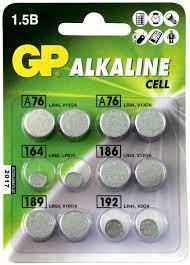 """<b>Набор</b> алкалиновых дисковых <b>батареек</b> """"<b>GP</b> Batteries"""", ACM01 ..."""