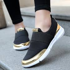 <b>Plus Size 35-42 Women</b> Shoes Casual Sneakers Loafers | Shopee ...