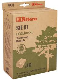 <b>Filtero SIE 01</b> ECOLine XL, 10 шт. + фильтр, <b>мешки</b>-<b>пылесборники</b> ...