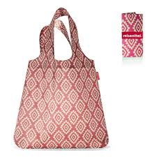 <b>Сумка складная REISENTHEL Mini</b> Maxi Shopper Diamonds Rouge