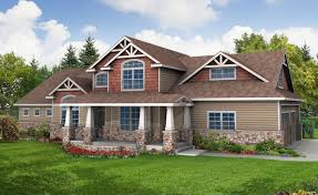 Two entrance house plans   discretion in the familyTwo entrance house plans for big families