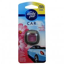Ambipur <b>car</b> freshener <b>clip</b> 2 ml. Flower. - Tarraco Import <b>Export</b>