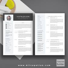 resume template creative modern cv word cover letter for  89 extraordinary word resume template mac