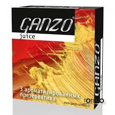 <b>Презервативы GANZO NEW</b> JUICE, No3 Ароматизированные ...