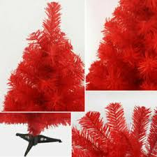 Christmas Artificial white red green Christmas Tree 2FT 3FT <b>7colors</b> ...