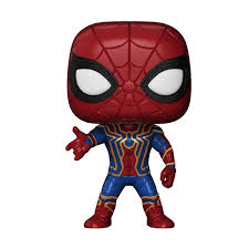 <b>Фигурка Funko POP</b>! Bobble: Marvel: <b>Avengers Infinity</b> War: Iron ...
