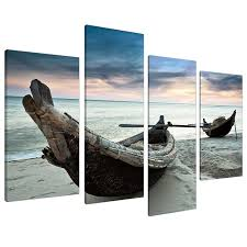 Wall Art Sets For Living Room Large Sunset Beach Canvas Wall Art Pictures Living Room Prints Xl