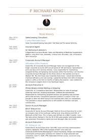 Leasing Consultant Resume samples - VisualCV resume samples database