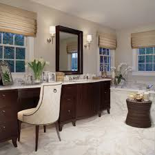 inspiration bathroom vanity chairs: innovation design bathroom vanity with chair and mirror chairs wheels casters rollers