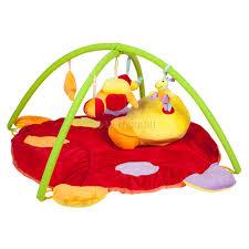 Игровой <b>развивающий коврик Mioshi</b> Удивительный мир, цена ...