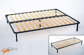 <b>Lonax</b> - <b>Основание</b> для кровати металлическое ДРИМ с ...