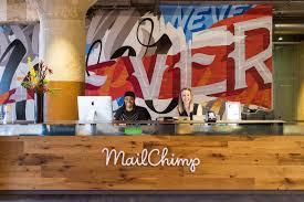 never mailchimps atlanta office artist office