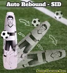 Soccer Inflatable Dummy SID   Goalkeeper Defender ... - Amazon.com
