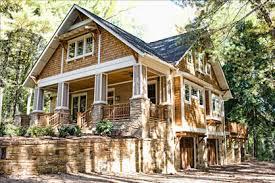 Craftsman Cottage Plans  Craftsman Bungalow Home Plans  Cottage Plans