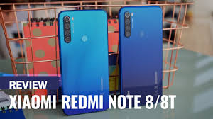 <b>Xiaomi Redmi Note 8</b>/8T review - YouTube