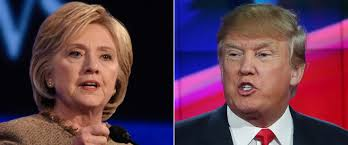 Image result for hillary clinton donald trump wedding