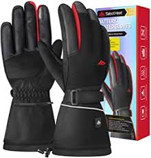 Electric Heated Gloves - Amazon.ca