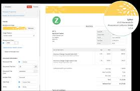 invoice templates from invoice customise your invoices personalize your invoice templates