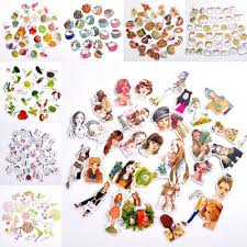 40 pcs lot cute marble