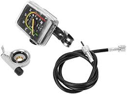 MAGT Bike Speedometer, Mechanical Odometer ... - Amazon.com