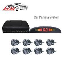 AuCAR <b>Car Auto Parktronic LED</b> Parking Sensor With 8 Sensors ...