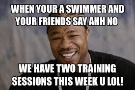swim memes. on Pinterest | Swimming Memes, Swimmers and Swimmer ... via Relatably.com