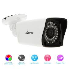 "KKmoon® <b>1200TVL</b> 1/3"" <b>CMOS</b> IR-CUT Waterproof Security CCTV ..."