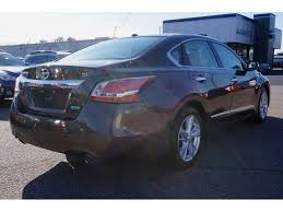 Nissan Of Hickory Used 2014 Nissan Altima 25 Sl For Sale In Hickory Nc Near