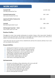architects resume template