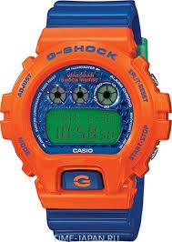 <b>Часы Casio</b> G-Shock <b>DW</b>-<b>6900SC</b>-<b>4E</b> / DW-6900SC-4ER — купить ...