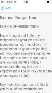 com resignation letter sample templates and examples of 0 00